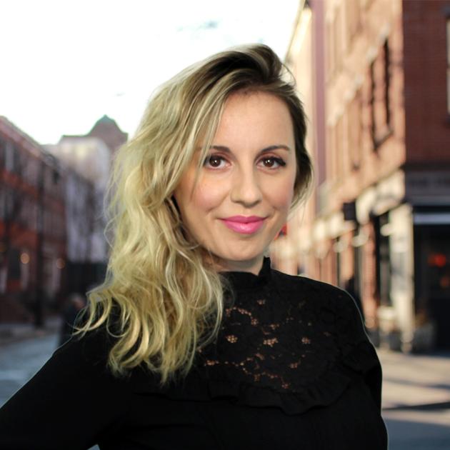 Alina Borgovan