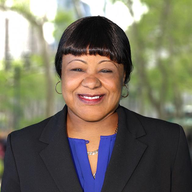 Yvonne Washington